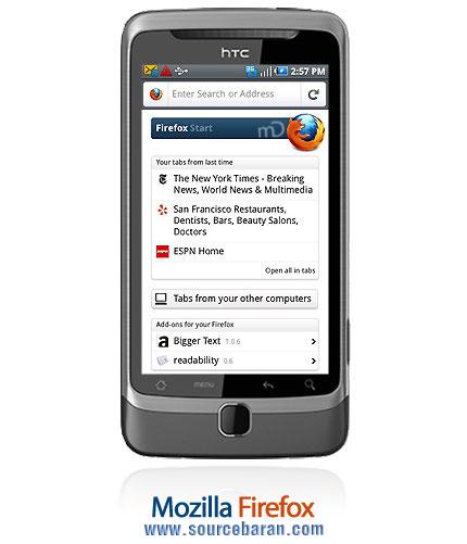 Mozilla Firefox v6.0