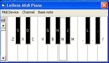 دانلود سورس جالب پیانو به زبان