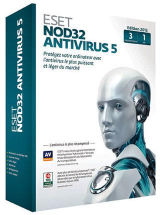 دانلود نسخه نهایی NOD32 Antivirus 5.0.95.0